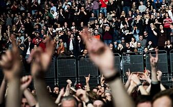 Komité: Etisk forsvarlig med testkonserter med 5000 publikummere