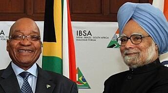 India gir Afrika flere valg