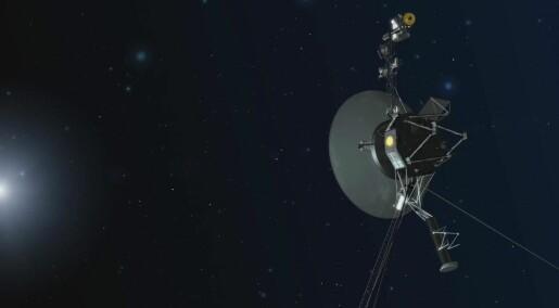 Voyager 1 har oppdaget en jevn summing fra plasma i rommet mellom stjernene