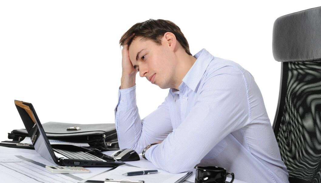 – Ledere må hjelpe ansatte med teknostress