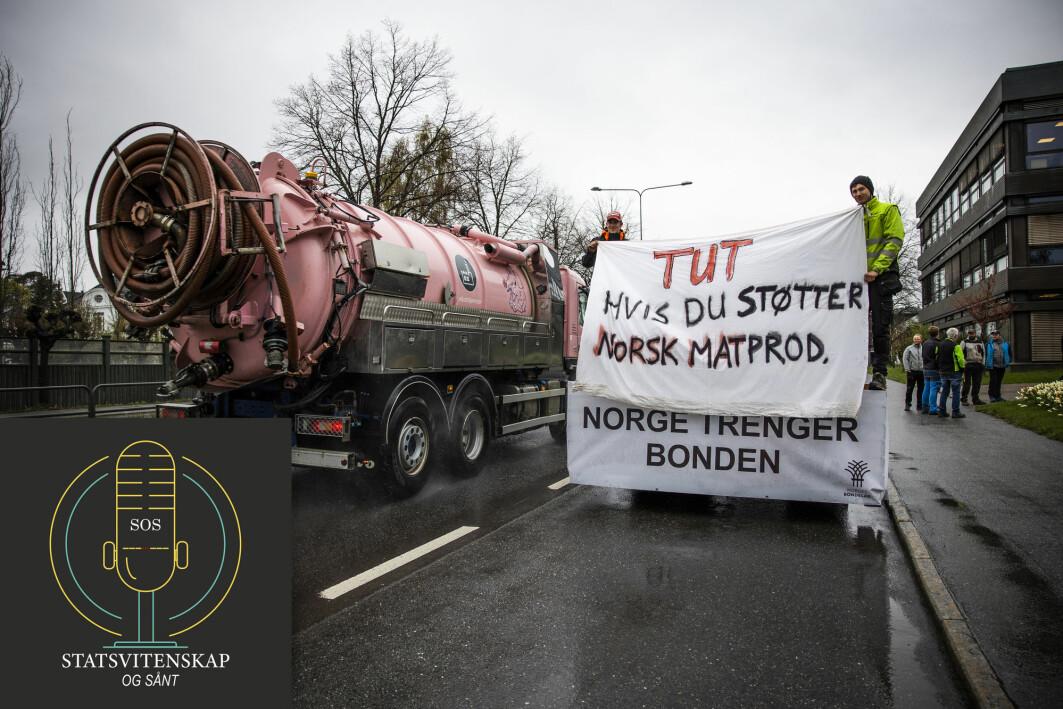 Bondeopprøret antyder at et viktig skifte i norsk landbruk er på vei. Det velger lobbyisme fremfor forhandlinger. Dette er en ny strategi for landbruket, og som viser at jordbruksforhandlingene er under press.