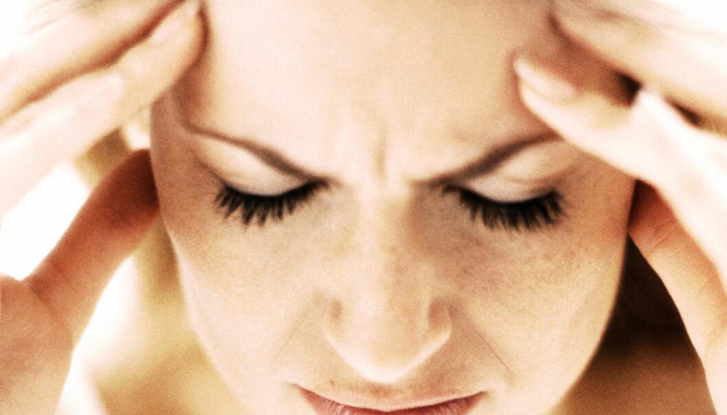 - Migrene-pasienter bør sjekkes grundig av legen