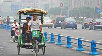 Ni millioner kinesere har demens