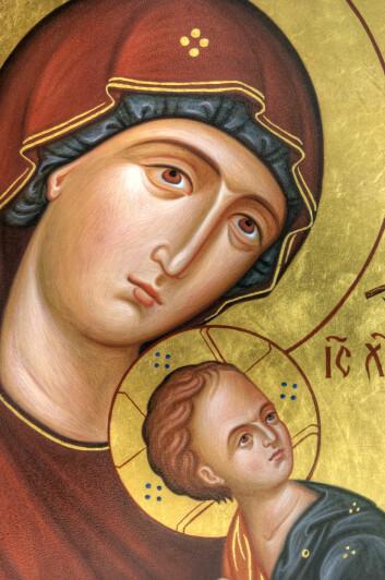 Jomfrufødselen som ble rapportert for 2000 år siden, feires i neste uke. Jomfrufødslene som blir rapportert i våre dager, rubriseres som rene feil fra de intervjuede. (Foto: (Illustrasjon: Colourbox))