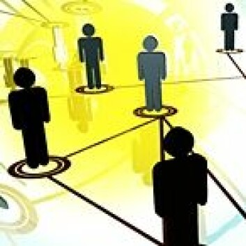 Virtuelle nettverk er nye trender internasjonalt. (Illustrasjon: stock.xhng)