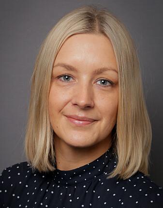 – Blant personell med mindre enn ti års erfaring, var den psykiske belastningen betydelig større, sier forsker Marte-Mari Uhlen ved Tannhelsetjenestens kompetansesenter Øst.