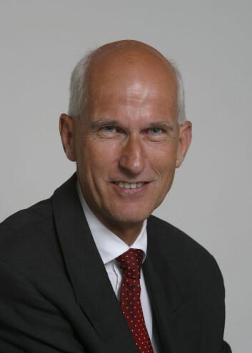 Nils Erik Gilhus (Foto: UiB)