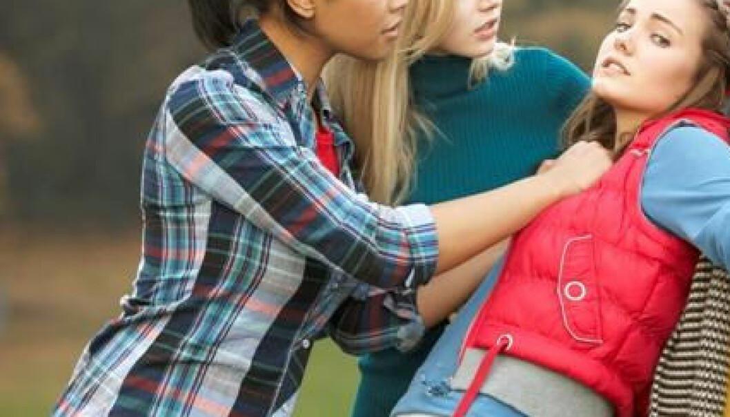 Jenter tyr til vold for å få respekt