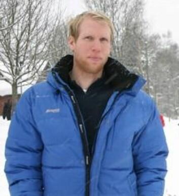 Eivind Andersen. (Foto: Torunn Gjerustad)