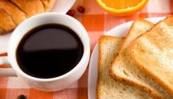 Spør en forsker: Hvor lenge virker koffein?