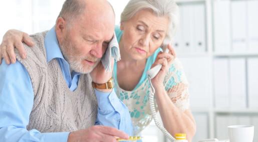 Helsepersonell sliter med å få tak i informasjon om hvilke legemidler pasientene deres bruker