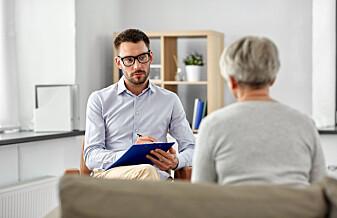 Koronatiltak har rammet eldre med psykiske lidelser særlig hardt