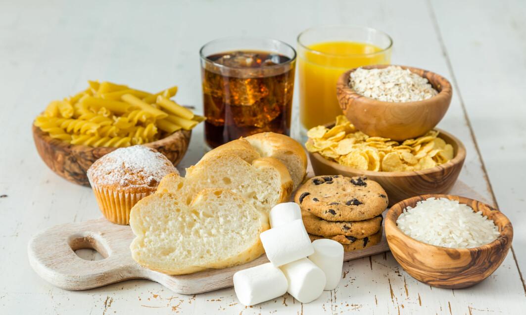 Karbohydrat-insulin-modellen gir særlig raske karbohydrater som sukker og stivelse skylda for overvekt og fedme. Men det kan ikke stemme, mener andre forskere.