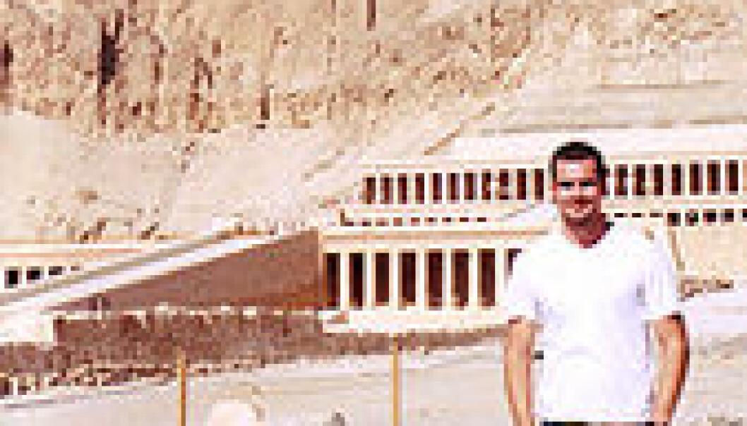 Kvinnelig farao funnet
