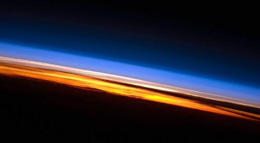 Stratosfæren har krympet med 400 meter