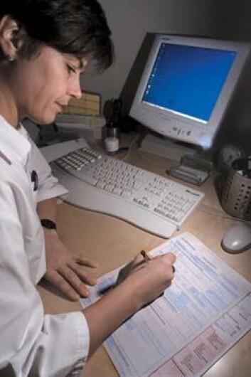 De som jobber med pasientjournaler og annen helseinformasjon har utviklet en praksis som er bedre enn det er mulig å oppnå med dagens datasystemer.