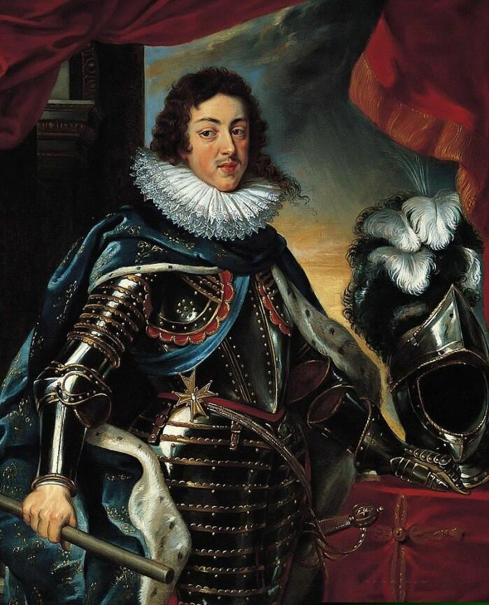 Da Ludvig 13. av Frankrike (1601–1643) begynte å gå med parykk, startet han en ny mote for alle menn i de øvre samfunnslagene.