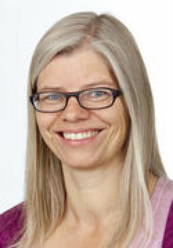 Elisabeth Kvaavik (Foto: SIRUS/Nye bilder)