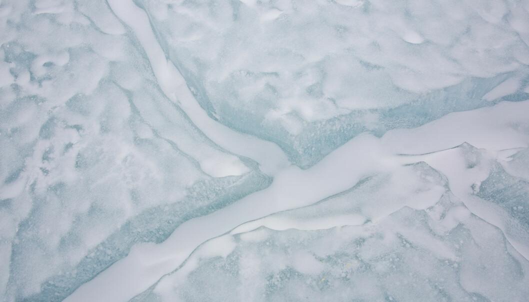Et isfjell som er større i utstrekning enn den spanske øya Mallorca, har løsnet i Weddellhavet i Antarktis.
