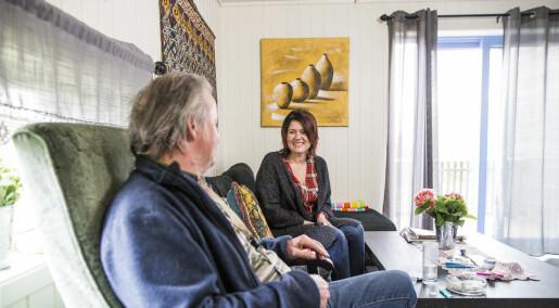 Eget hus kan gi et verdig liv for personer med rus- og psykiske lidelser