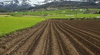 Jordkart klare for bruk i Lofoten