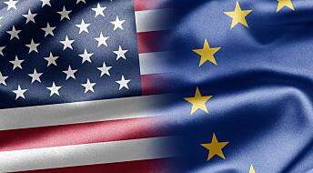USA og Europa forsker mindre på teknologi