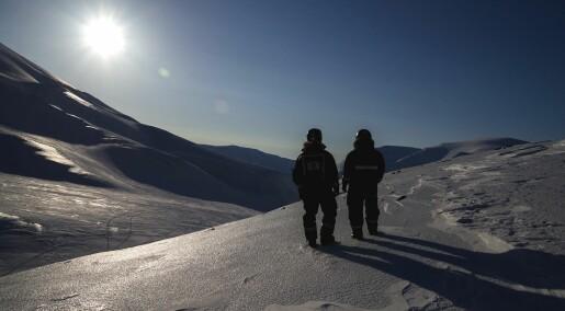 Superlokal værvarsling i Longyearbyen
