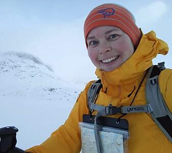 Teresa Valkonen, forsker ved Senter for utvikling av varslingstjenesten ved Meteorologisk institutt.