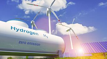 Hydrogen – grunnstoffet som kan redde verden