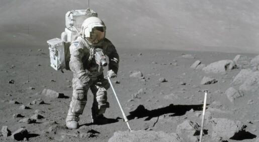 Astronauter på måneferd kan få med seg norsk mikrosensor