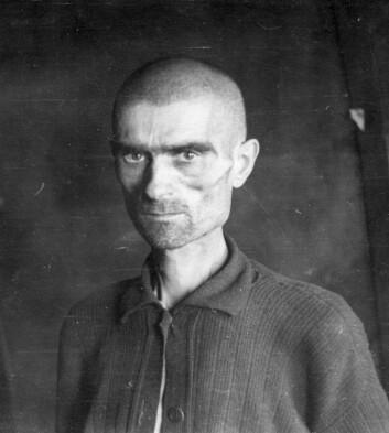 150 000 krigsfanger ble internert i norske leirer. De fleste kom fra Sovjetunionen, Polen og Jugoslavia. (Fotograf ukjent. Eier: Frode Frostad)