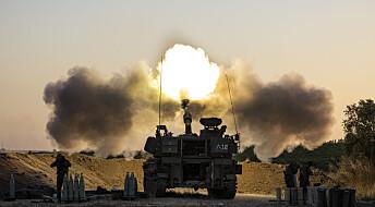 Eksperter tror ikke våpenhvilen mellom Israel og Hamas blir langvarig