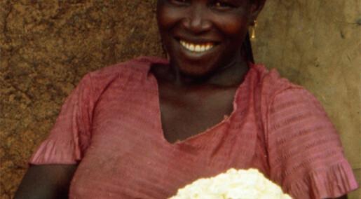 Rynkekremen hjelper afrikanske kvinner