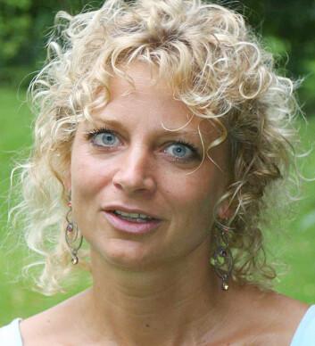 Camilla Schreiner.