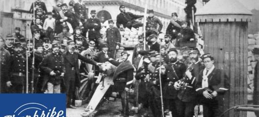 Hvordan huskes det revolusjonære folkestyret i Paris?