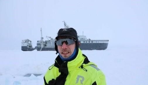 Sjefshøvding 1 - Martin Ludvigsen, NTNU