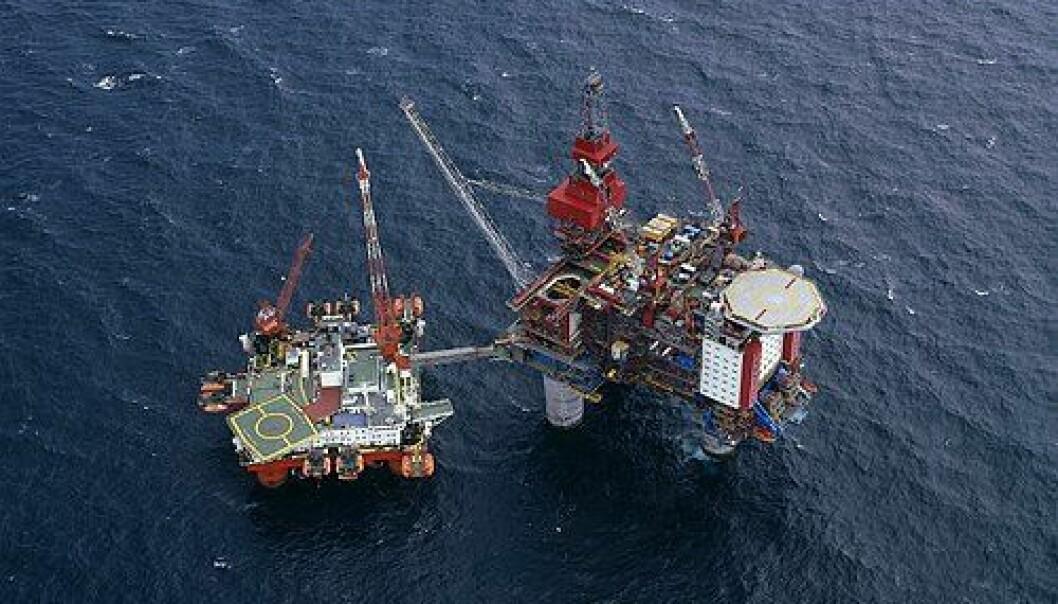 Faglig strid om olje i nord
