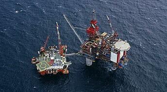 Bakgrunn: Sekundærnæringene: Fra industri til olje