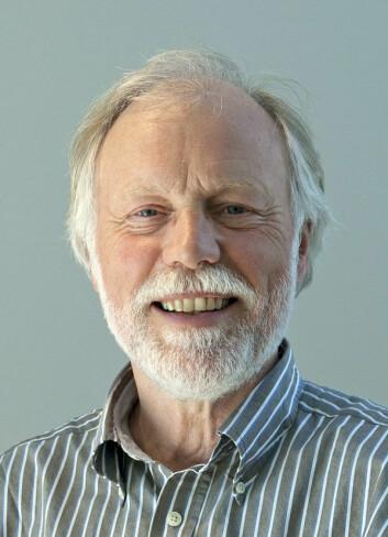 Seniorrådgiver Bjørn Faafeng i NIVA.