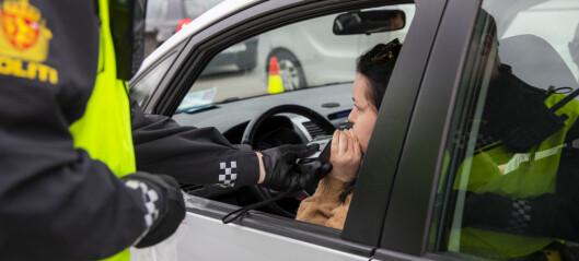 Rusmidler i trafikken: Er det inntatt lovlig amfetamin?