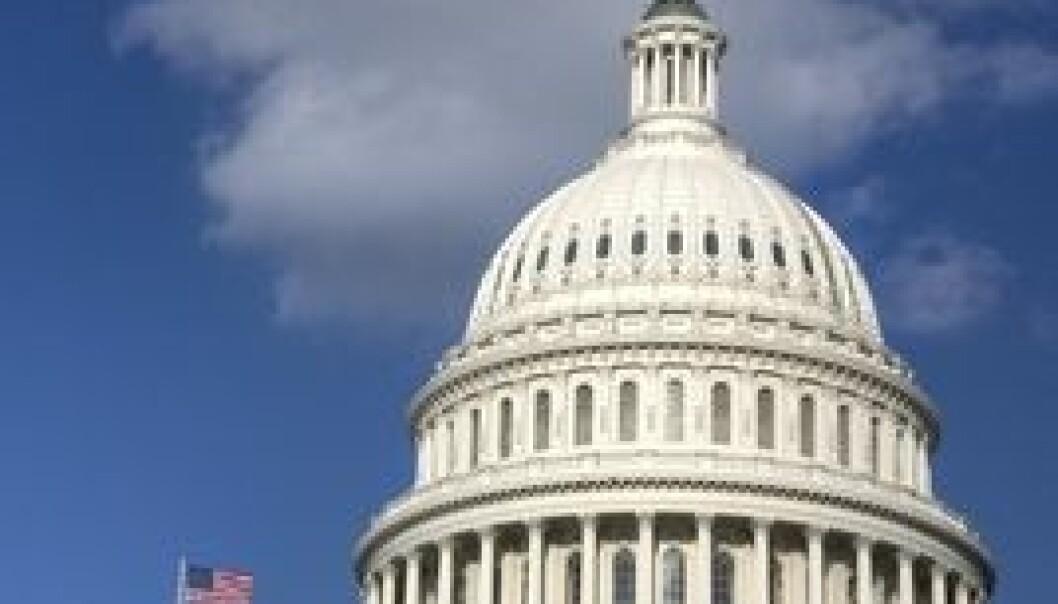 For å forstå USAs klimapolitikk, må man forstå USA politiske system. Foto: Shutterstock