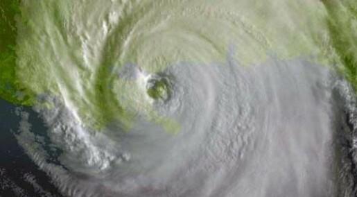 Meningen med naturkatastrofer