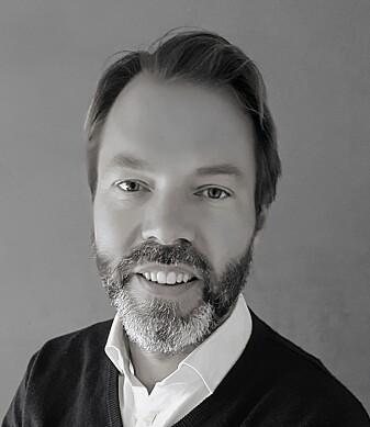 Ombruksrådgiver Olav Westgaard Sunde er involvert i flere forskningsprosjekter som skal bidra til en mer miljøvennlig byggebransje.