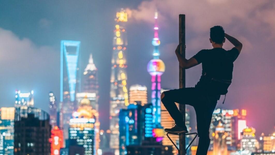 Med Kinas nye femårsplan skal landet enda lenger opp og fram. Bildet er fra Shanghai, som er et viktig økonomisk og finansielt sentrum.