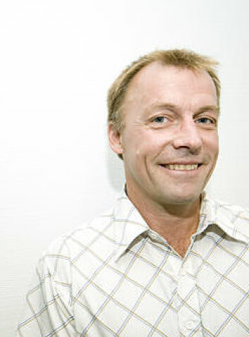 Knut Løndal. (Foto: Christine Gulbrandsen)