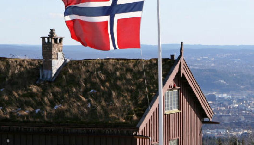 Nordmenn om klima