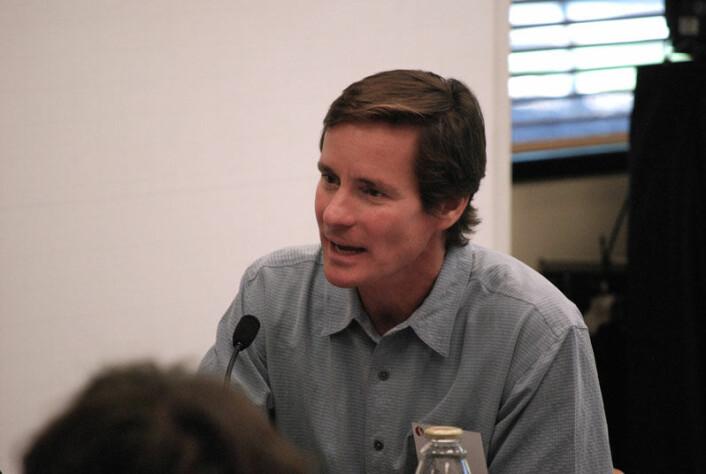 Professor Scott Fendorf ved Stanford University, USA. (Foto: Mark Shwartz, Woods Institute for the Enviroment, Stanford).