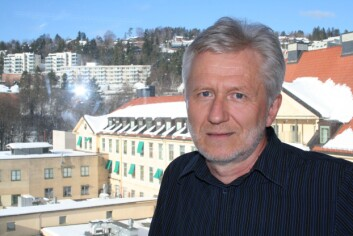 Edgar Rivedal er nyvalgt leder i IARCs faglige råd. Foto: Elin Fugelsnes