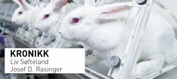 Hvordan kan vi bli kvitt dyreforsøk og samtidig beskytte oss mot farlige kjemikalier?