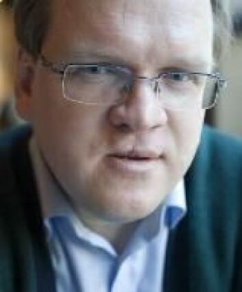 """""""Henrik Grue Bastiansen."""""""